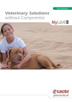 MyLab™40 VET - Brochure