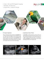 MyLab™40 VET - Brochure - 3
