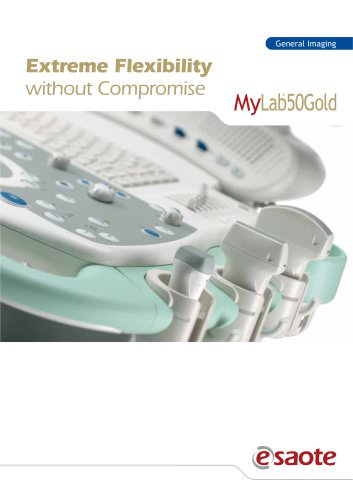 MyLab™50 - Brochure GI