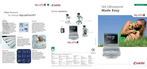 MyLab™Five VET - Brochure