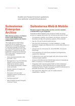 SUITESTENSA RIS PACS/RT/MG, The Digital Revolution - Enterprise Imaging - Brochure - 10