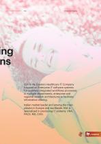 SUITESTENSA RIS PACS/RT/MG, The Digital Revolution - Enterprise Imaging - Brochure - 3