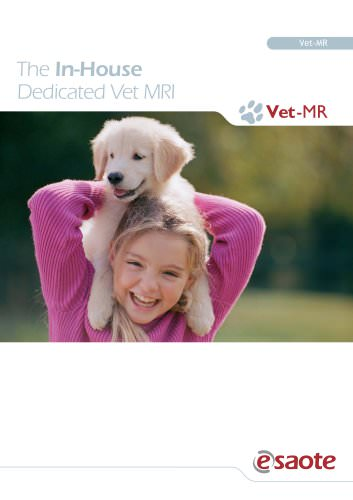 VET-MR - Brochure