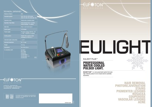 EULIGHT plus™