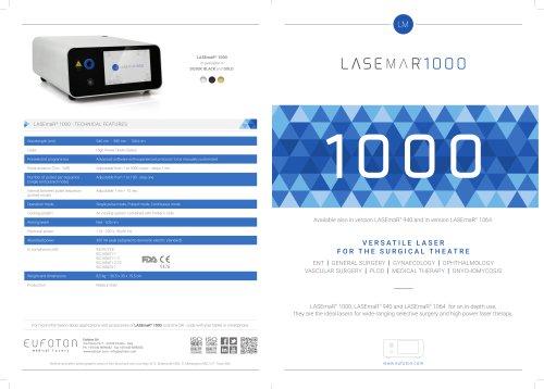 LASEmaR® 1000