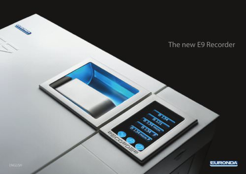 E9 New Recorder