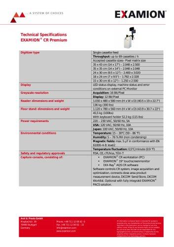EXAMION CR Premium