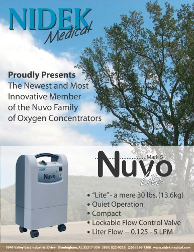 Oxygen Concentrator - 5l