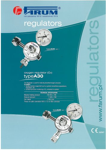Pressure Regulators and Dispensers (1)
