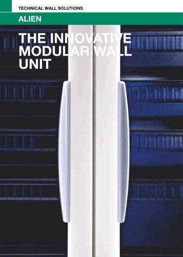 Alien Modular Wall Unit
