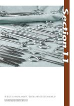 Section 11 - Surgical Instruments