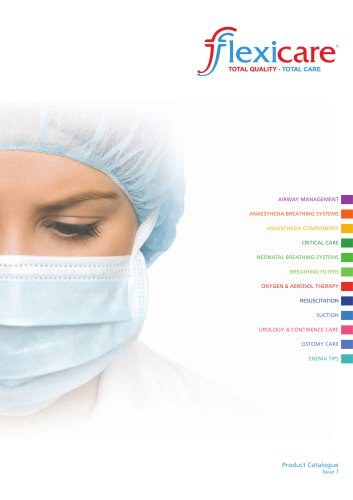 Flexicare Medical Catalogue