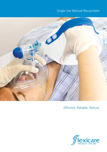Single Use Manual Resuscitator