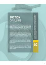 Medical Line - Abstract Suction of Fluids