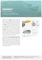 MONOKIT® - disposable container