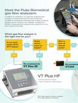 Gas flow analyzer - 3