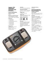 Impulse 6000D/7000DP - 6