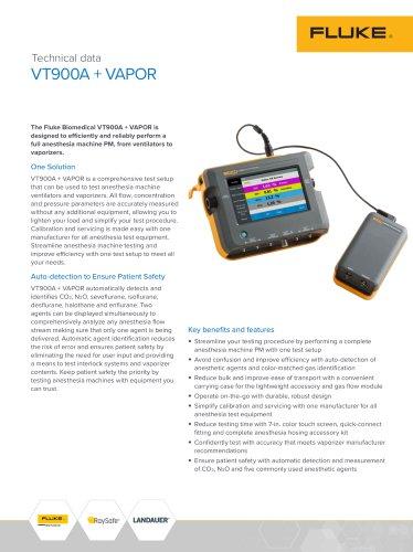 VT900A + VAPOR