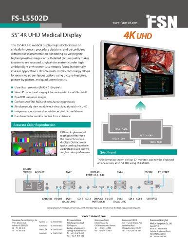 4KUHD FS-L5502D