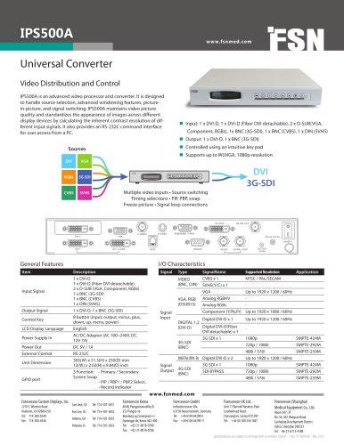 ConvertOR - IPS500A