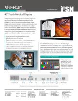 MultiTouch FS-S4601DT