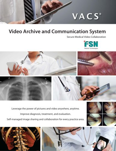 Video Archive and Communication System