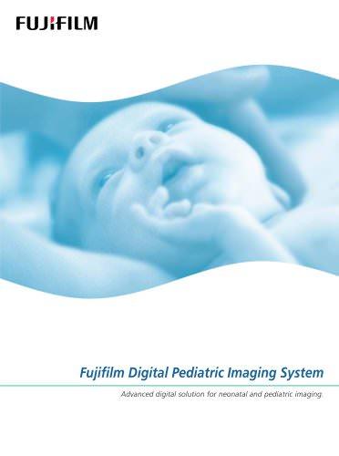 Fujifilm Digital Pediatric Imaging System