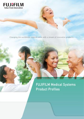 Fujifilm Medical Systems Product Profiles