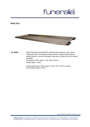 Body Tray