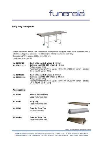 Body Tray Transporter