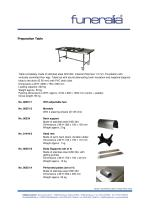Preparation-Table - 1