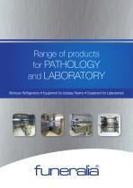 Range of products for PATHOLOGY and LABORATORY - 1
