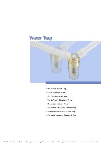 Water Trap