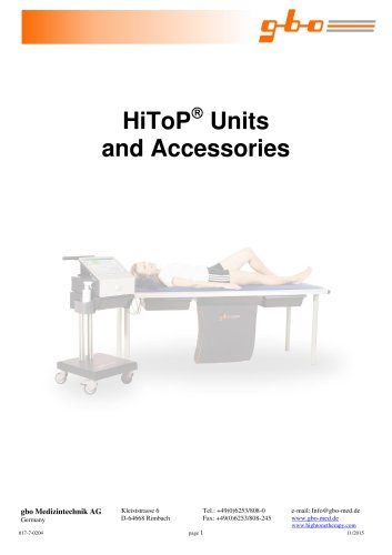 HiToP® 4touch