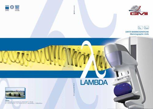 Lambda brochure