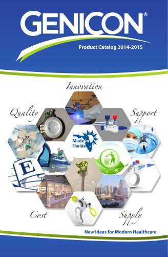 Product Catalog 2014-2015