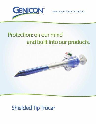 Shielded Tip Trocars