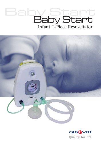 Infant Resuscitator - Baby Start