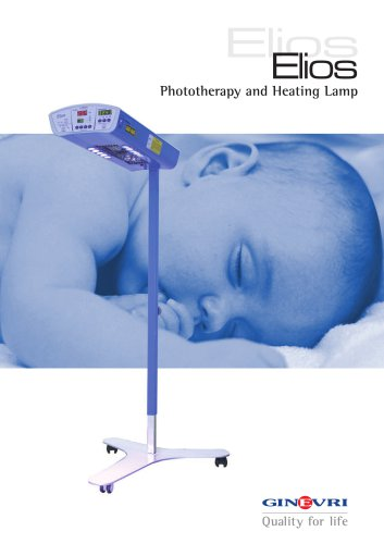 Phototherapy and Warming Lamp - Elios