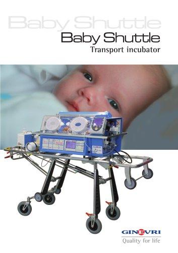 Transport Incubator - Baby Shuttle