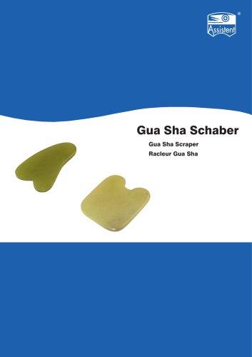 Gua Sha scraper