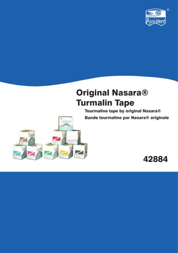 Nasara tourmaline tape