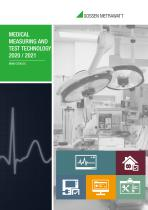 MEDICAL MEASURING AND TEST TECHNOLOGY 2020 / 2021