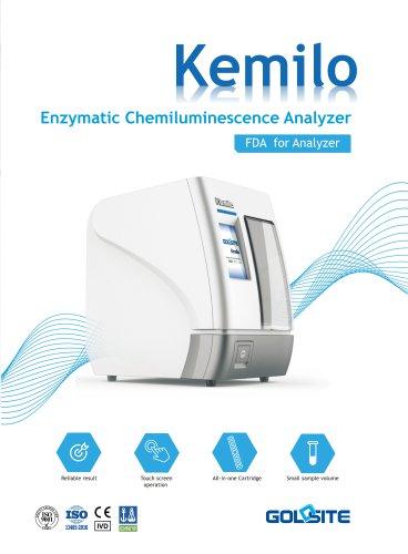 Chemiluminescence Analysis Systems Kemilo