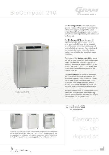 BioCompact 210