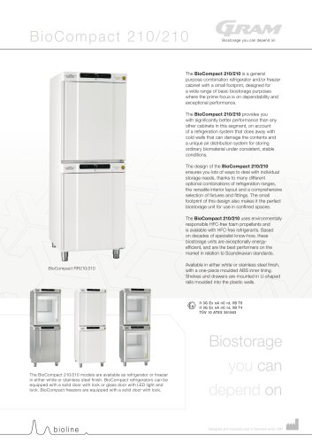 BioCompact 210/210 combination