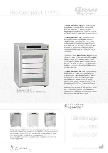 BioCompact II 210