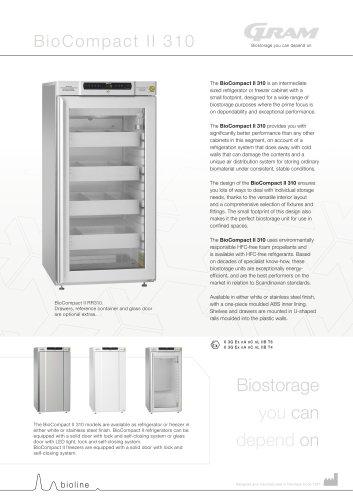 BioCompact II 310