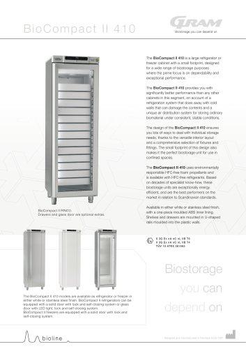 BioCompact II 410