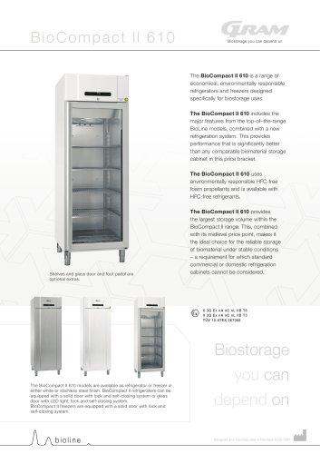 BioCompact II 610